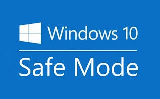 Comment démarrer Windows 10 en mode sans échec