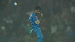 Yuzvendra Chahal 4-23 vs Sri Lanka Highlights