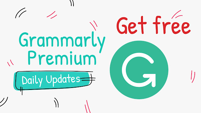 Grammarly Free Premium Account Cookies