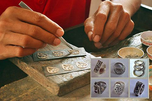 Celuk Gold and Silver Handicraft - Besakih Temple sightseeing tours