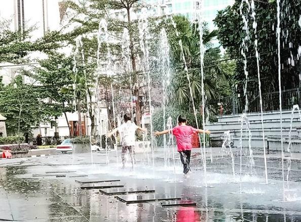 Taman Vanda Bandung Cocok Banget Buat Nongkrong