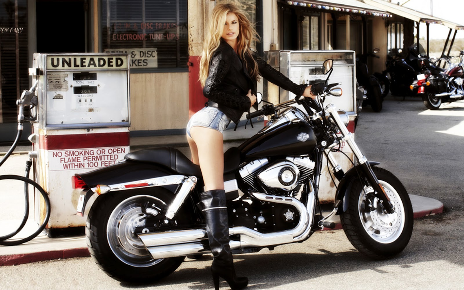 Harley Davidson: MOTOROTE