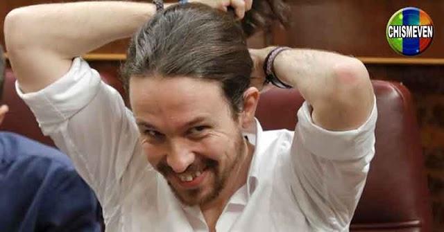 Pablo Iglesias vendrá a vivir a Caracas tras fracaso electoral en España