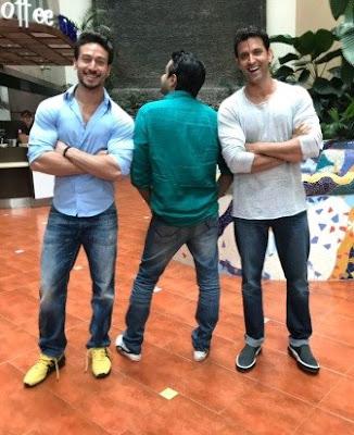 #instamag-hrithik-roshan-and-tiger-shroff-kick-starts-rambo-remake
