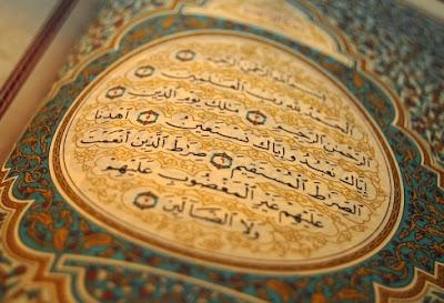 Berapa Jumlah Ayat Dalam Surah Alfatihah?