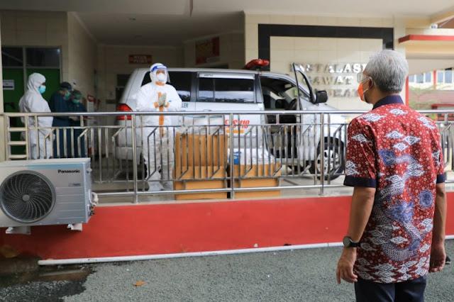 Covid-19 di Jateng Tambah Parah, Pasien Bertambah 3.107 dalam Sehari