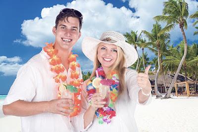 Business on a Tropical Island