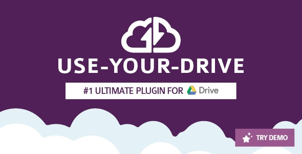 Use-your-Drive v1.12.4.1 Free - Google Drive plugin for WordPress