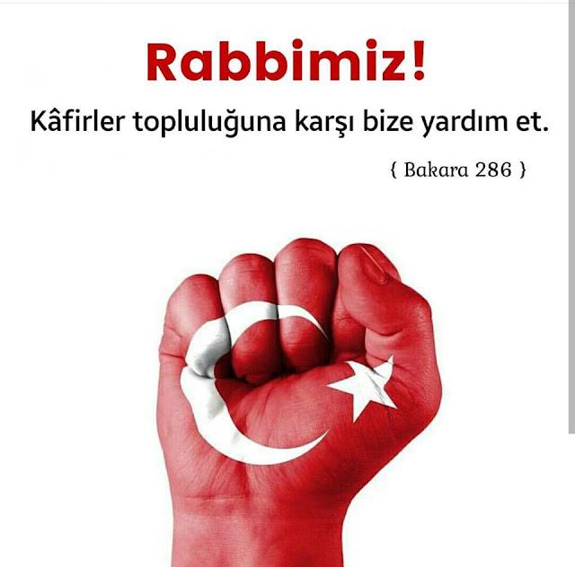 dua, ayyıldız, yumruk, tek yürek, bayrak, türk bayrağı,