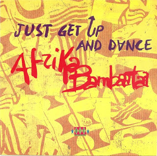 Afrika Bambaataa - Just Get Up And Dance (DJ Savin Remix) + 32