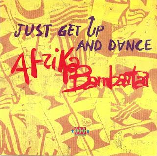 Afrika Bambaataa - Just Get Up And Dance (DJ Savin Remix) + 32