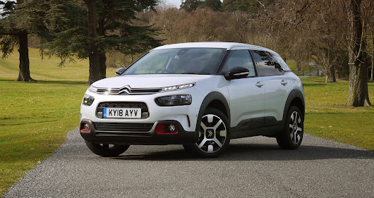 Not so prickly: driving the revamped Citroen C4 Cactus