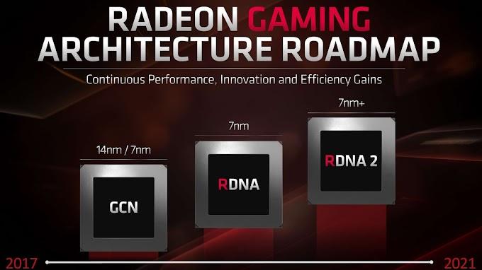 AMD 7nm+ ZEN3 dan RDNA 2 akan hadir di 2020