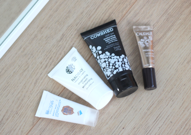 cowshed skincare review blogger