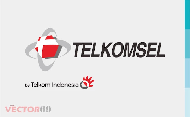 Logo Telkomsel - Download Vector File SVG (Scalable Vector Graphics)