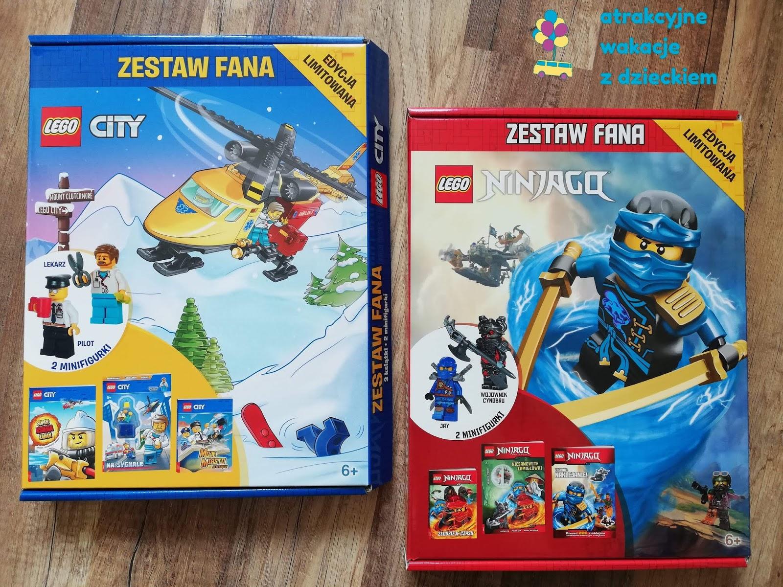 Wydawnictwo AMEET klocki LEGO