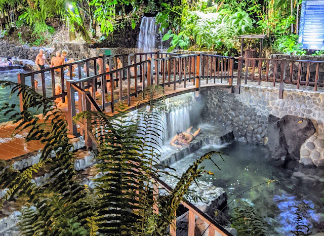 Costa Rica Itinerary: Eco Termales Spa