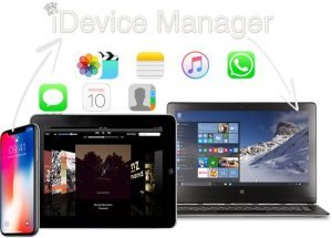 iDevice Manager Pro Edition 7.4.1 Multilingual Full Version