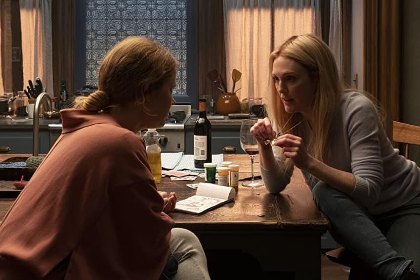Рецензия на фильм «Женщина в окне» - очередной эксклюзив Netflix - 02