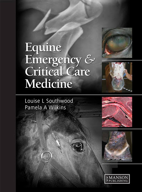 Equine Emergency and Critical Care Medicine  - WWW.VETBOOKSTORE.COM