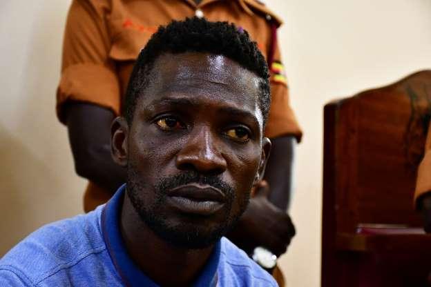 Uganda's Bobi Wine released, 37 dead in protests over his arrest