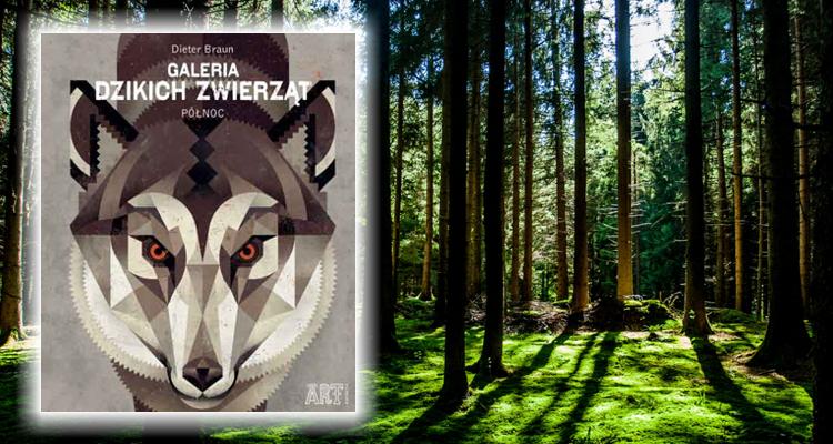 Galeria dzikich zwierząt. Północ, Dieter Braun