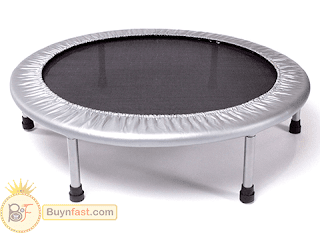 Review: 36-Inch Folding Trampoline