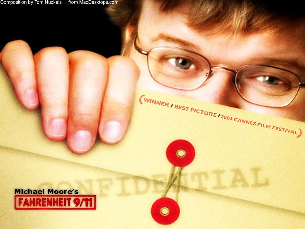 MEMÓRIA DOC | FAHRENHEIT 11 DE SETEMBRO - By Michael Moore