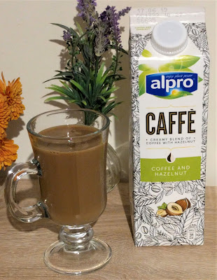 Alpro Caffe Coffee and hazelnut drink