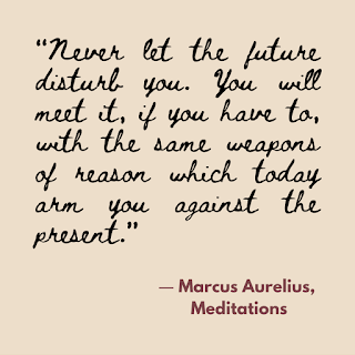 Marcus Aurelius Stoicism Quote