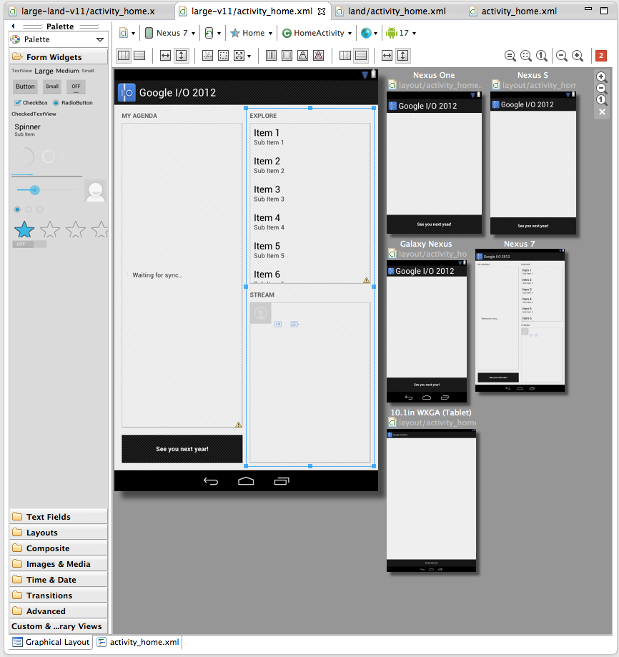 Android Developers Blog: Android SDK Tools, Revision 21
