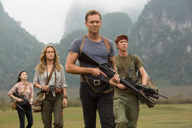 Vietnam's beautiful landscapes in Kong: Skull Island 7