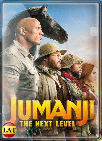 Jumanji: Siguiente Nivel (2019) DVDRIP LATINO