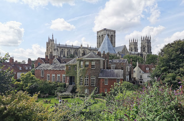 Ten reasons why you need to plan a visit to York. It has something for everyone and is easily accessible.