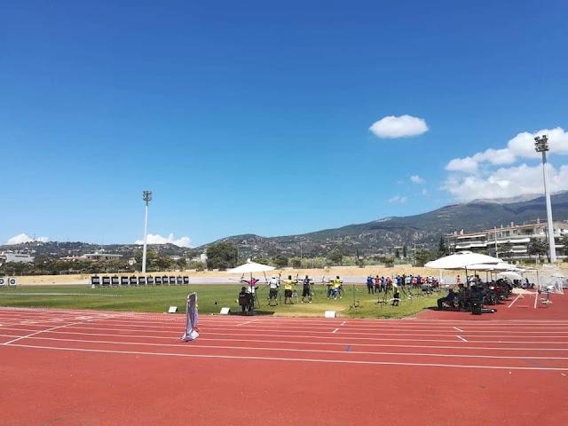 Με 7 συμμετοχές και 5 μετάλλια ο ΑΟ Μέρμπακα στον Πανελλήνιο Αγώνα Τοξοβολίας στην Πάτρα