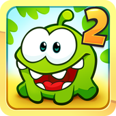 Play Cut the Rope 2 - SWEET! Om Nom's shenanigans continue in Cut the Rope 2