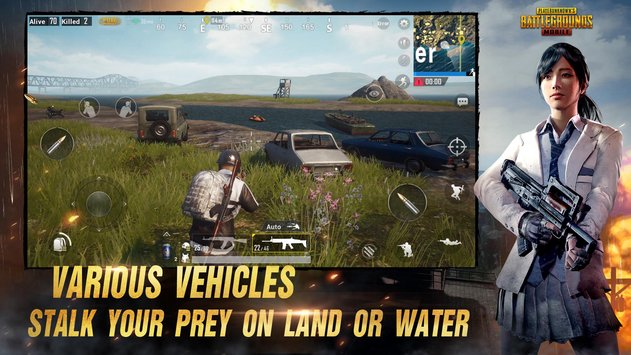 Download Pubg Mobile V0 5 0 Apk Android: Download PLAYERUNKNOWN'S BATTLEGROUNDS (PUBG) Mobile For