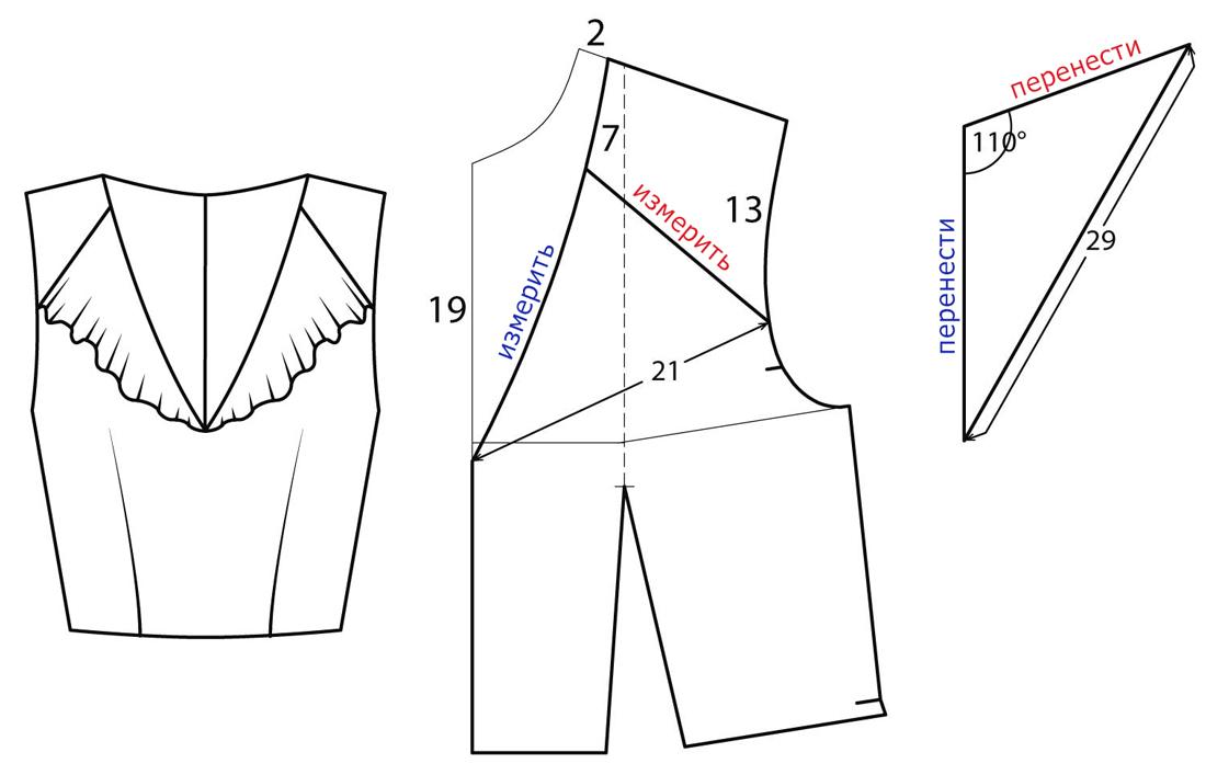 Моделирование различных видов воланов
