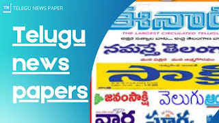 telugu daily news papers