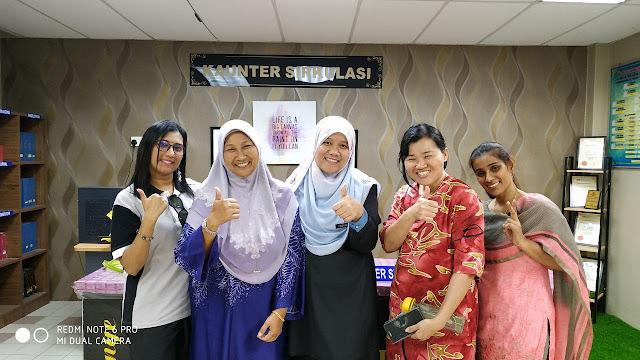 Pss Sktsr Program Perkonsian Ilmu Smk Dato Undang Haji Adnan Calon Anugerah Penilaian Pusat Sumber Kebangsaan
