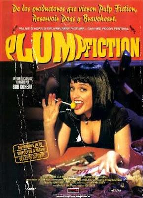Plump fiction, spoof, Bob Koherr