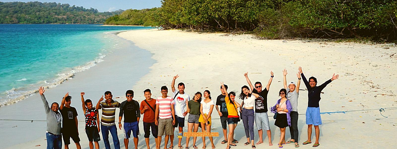 aktivitas wisata bahari dan petualangan di ujung kulon