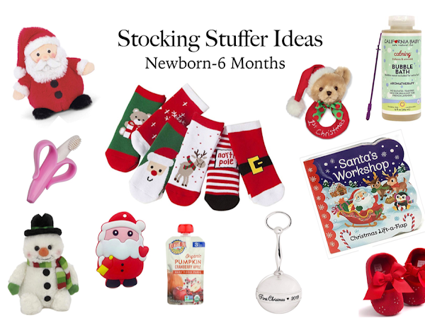Favorite Stocking Stuffer Ideas (Newborn+)
