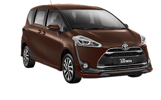 warna toyota sienta Dark Brown Mica