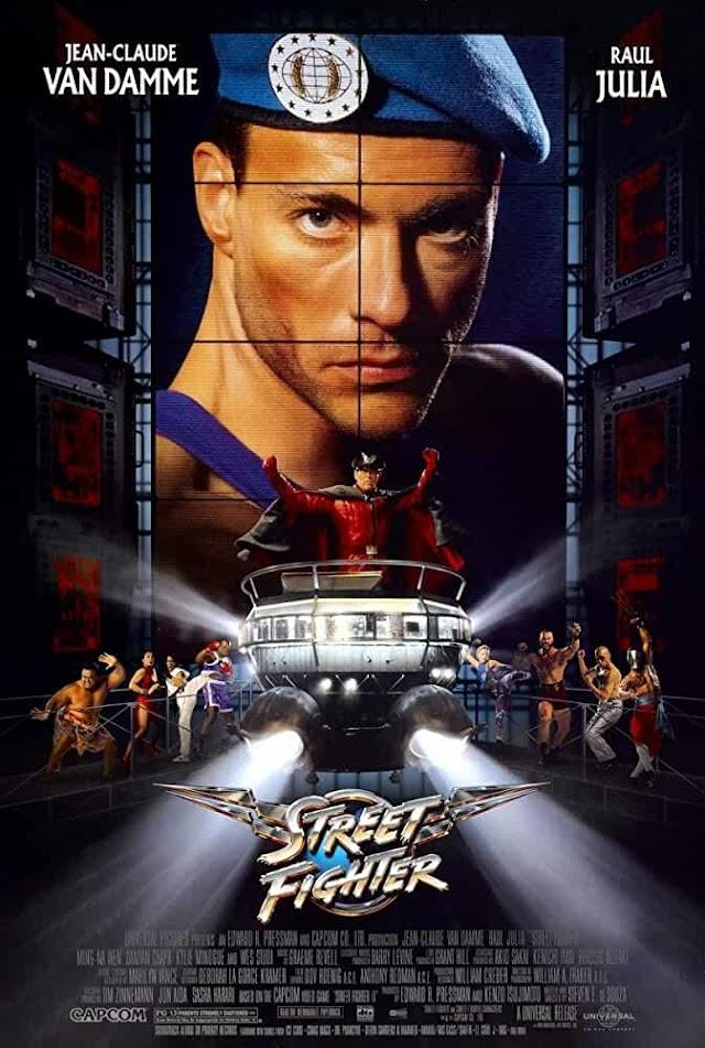 Street Fighter 1994 x264 720p Esub BluRay Dual Audio English Hindi GOPI SAHI
