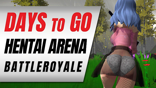 Hentai Arena Battle Royale just has a Few Days to GO! • Gaming News