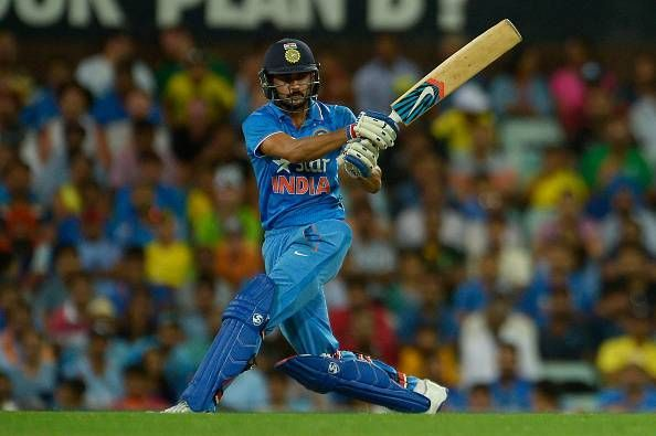 4 Players who could bat at number four for India
