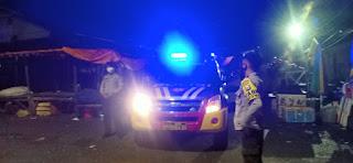 Tingkatkan Patroli Malam Ke Daerah Rawan Kriminal Upaya Cegah Aksi Kejahatan
