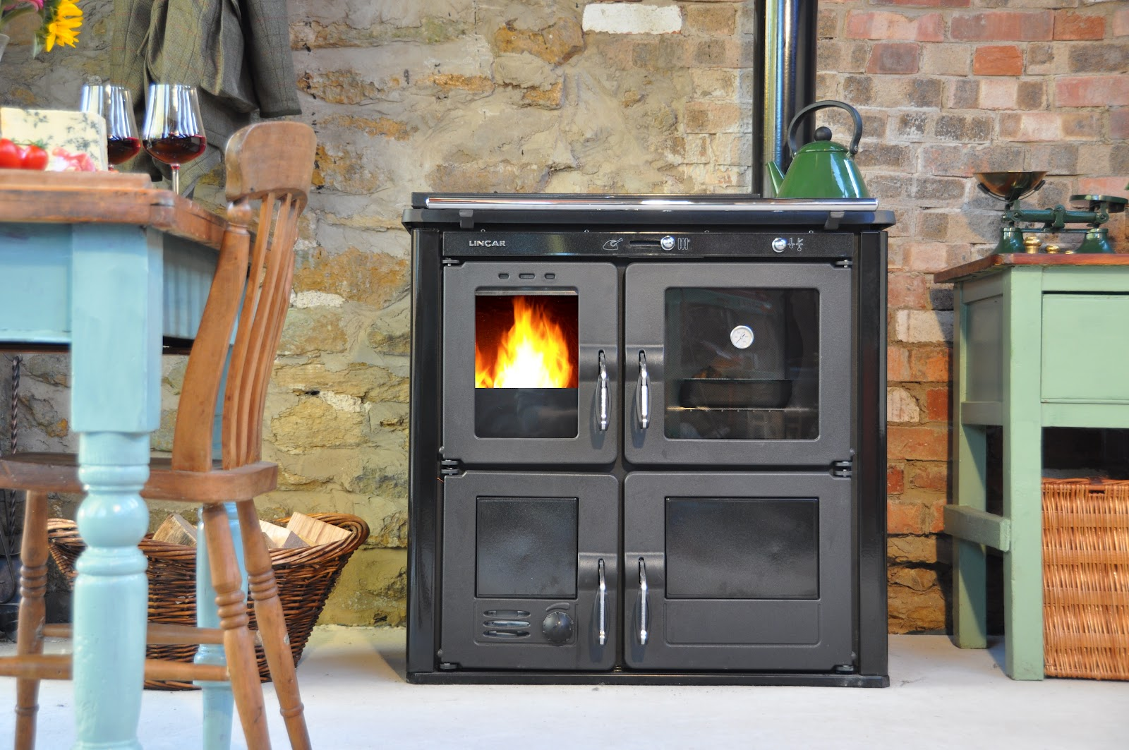 Heating Boiler Wood Burning Central Heating Boiler