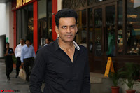 Manoj Bajpayee at Special Screening of Movie Naam Shabana~  Exclusive 14.JPG